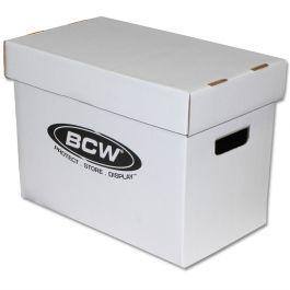 BCW Magazine Comic Box