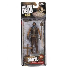 The Walking Dead TV Serie 9 - Grave Digger Daryl Dixon Figur