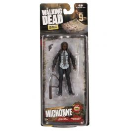 The Walking Dead TV Serie 9 - Constable Michonne Figur
