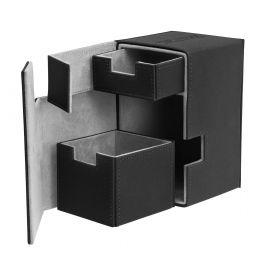 Ultimate Guard Flip-n-Tray Deck Case 100+ XenoSkin Schwarz