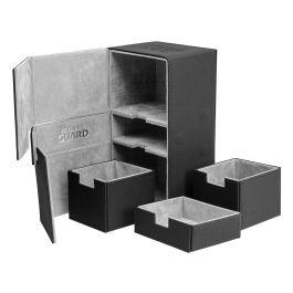 Ultimate Guard Flip-n-Tray Deck Case 200+ Xeno Schwarz