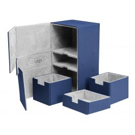Ultimate Guard Flip-n-Tray Deck Case 200+ Xeno Blau