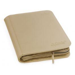 Ultimate Guard 4-Pocket ZipFolio XenoSkin Sand