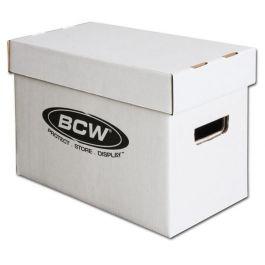 BCW Short Comic Box