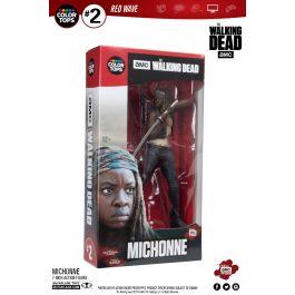 The Walking Dead - Michonne 17cm Color Tops Figur