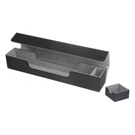 Ultimate Guard Flip-n-Tray Mat Case XenoSkin Schwarz