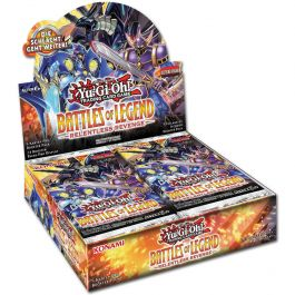 Yu-Gi-Oh! Battles of Legend Relentless Revenge - Display (DE)