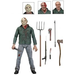Friday the 13th Part 3 - Jason Voorhees Ultimate Actionfigur