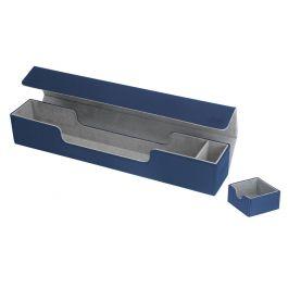 Ultimate Guard Flip-n-Tray Mat Case XenoSkin Blau