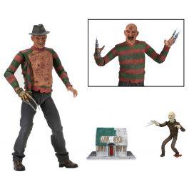 Nightmare on Elm Street Part 3 - Ultimate Freddy Krueger Figur