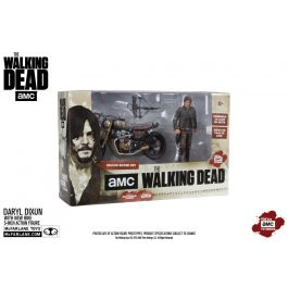 The Walking Dead TV - Daryl Dixon With New Bike