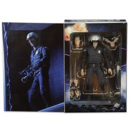 Terminator 2 Judgment Day - Ultimate T-1000 Motorcycle Cop Figur