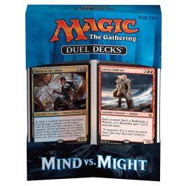 Magic Mind vs. Might Duel Decks (EN)