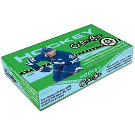 2019-2020 NHL O-Pee-Chee Hockey Display