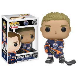 POP! NHL - Connor McDavid / Edmonton Oilers (Home) Figur