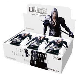 Final Fantasy TCG - Opus 3 - Booster Display (DE)