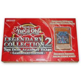 Yu-Gi-Oh! Legendary Collection 2 - Gameboard Edition (DE)