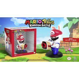 Mario + Rabbids Kingdom Battle: Rabbid Mario 16,5cm Figur