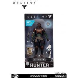 Destiny - Iron Banner Hunter 17cm Color Tops Figur