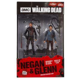 The Walking Dead TV - Negan und Glenn Deluxe Box Set