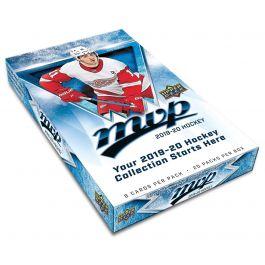 2019-2020 NHL MVP Hockey Display