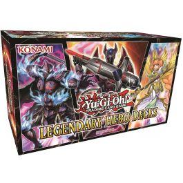 Yu-Gi-Oh! Legendary Hero Decks (DE)