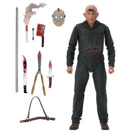 Friday the 13th Part 5 - Ultimate Roy Burns Figur