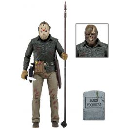 Friday the 13th Part 6 - Jason Voorhees Ultimate Actionfigur