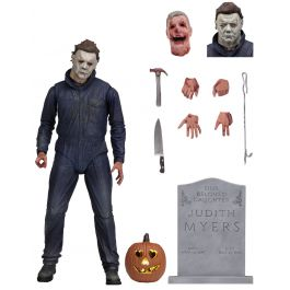 Halloween - Ultimate Michael Myers Actionfigur (2018 Movie)