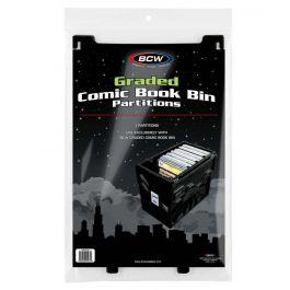 BCW Graded Comic Bin Divider Partitions (3 Stück)