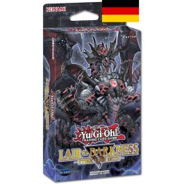 Yu-Gi-Oh! Lair of Darkness Structure Deck (DE)