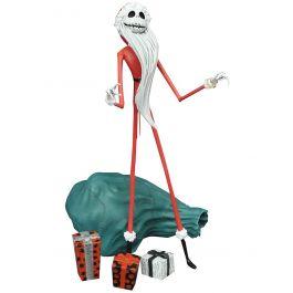 Nightmare Before Christmas Select - Santa Jack Figur