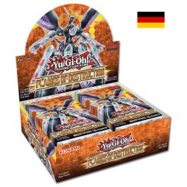 Yu-Gi-Oh! Flames of Destruction - Booster Display (DE)