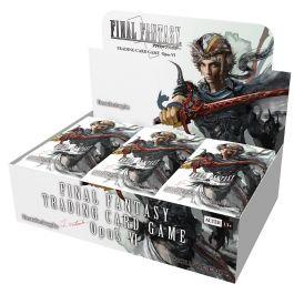 Final Fantasy TCG - Opus 6 - Booster Display (DE)