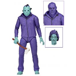 Friday the 13th - Jason Voorhees Power Play Actionfigur