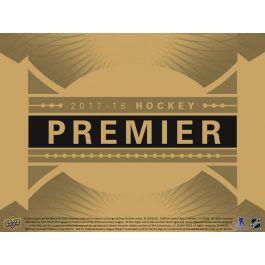 2017-2018 NHL UD Premier Hockey Display