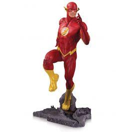 DC Core - The Flash Statue 25cm
