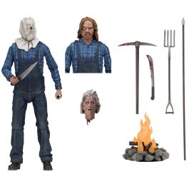 Friday the 13th Part 2 - Jason Voorhees Ultimate Actionfigur