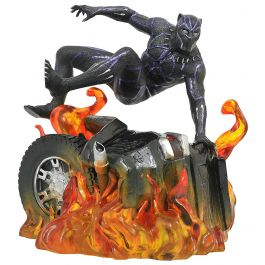 Marvel Gallery - Black Panther Movie Figur - Version 2