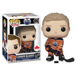 NHL POP! - Connor McDavid/Oilers (Orange) Figur