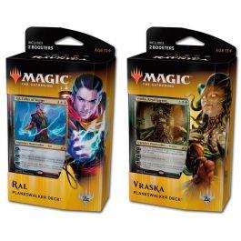 Magic Guilds of Ravnica Planeswalker-Decks 2er Set (EN)