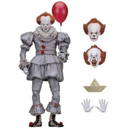 IT - Ultimate Pennywise Actionfigur (2017 Movie)