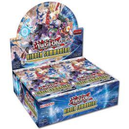 Yu-Gi-Oh! Hidden Summoners - Booster Display (DE)