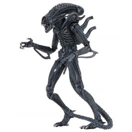Aliens (1986) - Blue Ultimate Alien Warrior Actionfigur