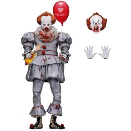 IT - Ultimate Pennywise Actionfigur - I Love Derry (2017)