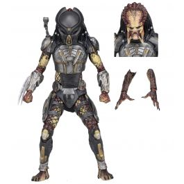 Predator - Ultimate Fugitive Predator Action Figur