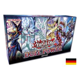 Yu-Gi-Oh! Duel Power Deck (DE)
