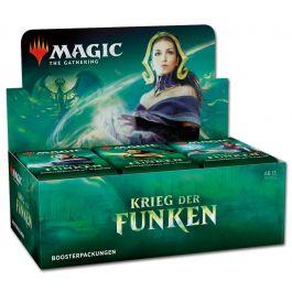 Magic Krieg der Funken Booster Display (DE)