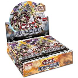 Yu-Gi-Oh! Fist of the Gadgets - Booster Display 1. Auflage (DE)