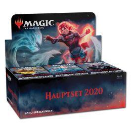Magic 2020 Hauptset Booster Display (DE)